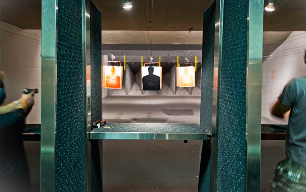 Shooting Range.